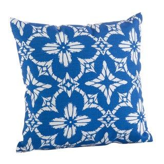 Diamond Tile Print Poly Filled Throw Pillow