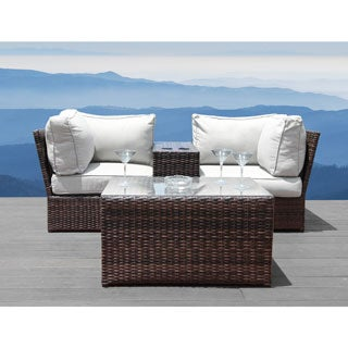 Lucca 4-piece Cup Table Set by Living Source International