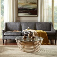 Madison Park Carson Gold Coffee Table