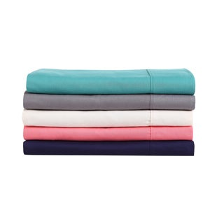 Clairebella Cotton Embroidered 4 or 6-piece Sheet Set