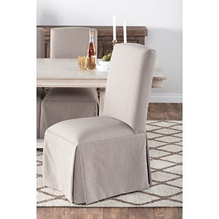 Noble Upholstered Cream Dining Chair by Kosas Home