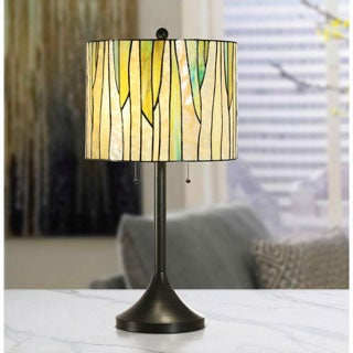 HomeTREND Barossa Tiffany Table Lamp