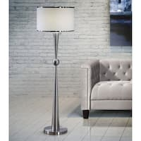 HomeTREND Dione Metal Floor Lamp