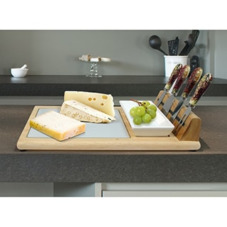 Sonoma Cheese Tray Serving Set
