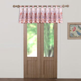 Amber Window Valance