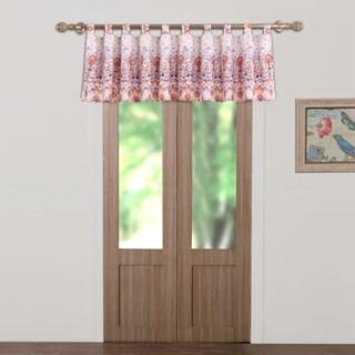 Amber Window Valance