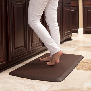 GelPro Elite Linen Anti-fatigue 20 x 36-inch Floor Mat