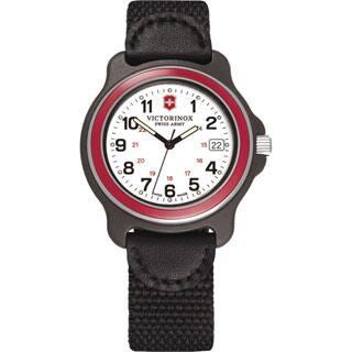 Victorinox Swiss Army Original 249088 Men's Red Bazel Black Nylon Strap Watch|https://ak1.ostkcdn.com/images/products/P21290946a.jpg?impolicy=medium