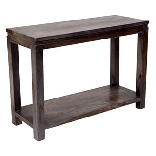 Wanderloot Big Sur Grey Wash Sheesham Console Table