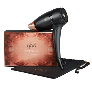 ghd Professional Copper Luxe Flight Travel Hair Dryer