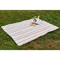 Clara Clark Beach Picnic Outdoor Blanket