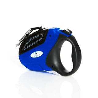 Lovey Doggy 16 ft. Heavy Duty Retractable Dog Leash (Option: Blue)|https://ak1.ostkcdn.com/images/products/P21569584a.jpg?impolicy=medium
