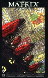 The Matrix Comics 1 (Paperback)
