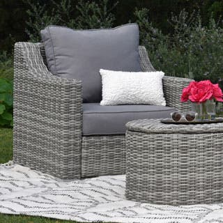 Elle Decor Vallauris Outdoor Arm Chair