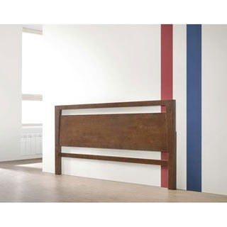 Carson Carrington Koto King Headboard Dark Brown