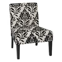 Ave Six Mid-Century Laguna Accent Chair