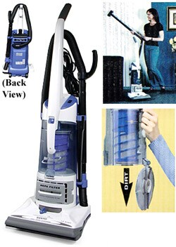 Shop Sanyo Dirt Hunter Hepa Vacuum Cleaner Free Shipping