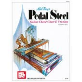 Pedal Steel Guitar Chord Chart (Paperback)