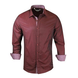 Monza Contrasted Modern-Fit Shirt