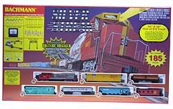 Silver Bachmann Trains Signal Bridge