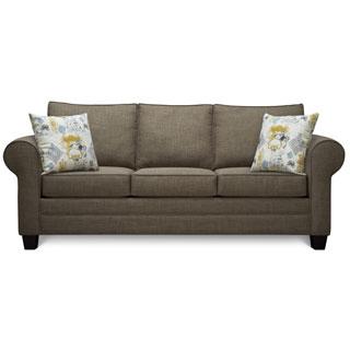 Art Van Saxon Stone Sofa