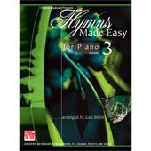 Mel Bay Hymns Made Easy for Piano Book 3