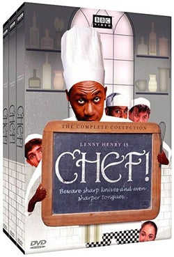 Chef!: Complete Collection (DVD)