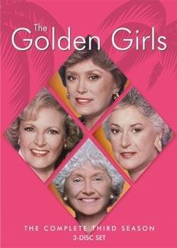 The Golden Girls: Season Three (DVD)