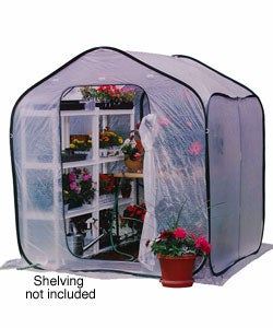 Spring Portable Green house