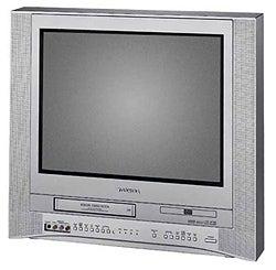 Thumbnail 1, Toshiba 20-in. Flat Screen TV/VCR/DVD Combo (Refurbished).