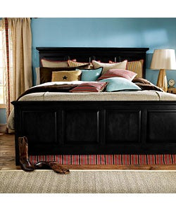 Nathan Hale Queen Panel Bed Free Shipping Today 2953962