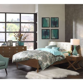 Ink+Ivy Cosmo Queen Bed