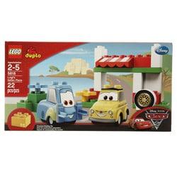 Shop Lego 5818 Disney Cars Luigi S Italian Place Toy Set