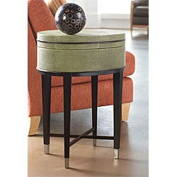 Shop Thomasville Bogart Luxe Del Mar Oval Side Tables Set