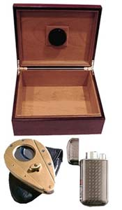 Aficionado Cigar Gift Pack