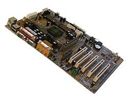 Shop Biostar M7mke Motherboard With Amd K7 750mhz Refurbished Free Shipping Today Overstock 26745