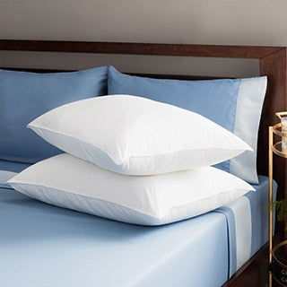 Premier Down-like Personal Choice Density Pillows (Set of 2)