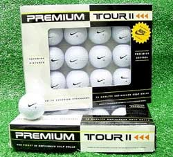Nike Tour Accuracy Refinished Golf Balls (2 Dozen) (Refurbished) - Thumbnail 0