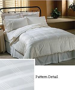 Mountain View 330 Thread Count White Down Comforter - Thumbnail 0