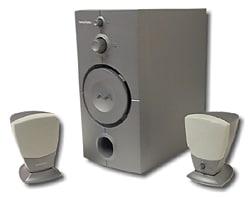 Thumbnail 1, Harmon Kardon HK395 Satellite Speakers and Sub (Refurbished).