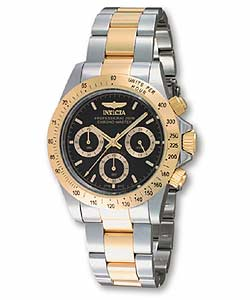 Invicta Men's 9224 Speedway Gs Chronograph Watch