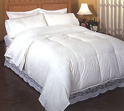 Oversized Goose Down Comforter - Thumbnail 0