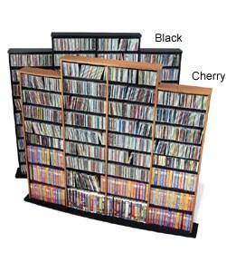 Quad Media Storage