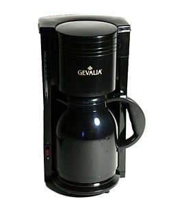 Gevalia Coffee Maker Carafe Replacement : Gevalia 8-cup Black Thermal Carafe Coffee Maker - Free Shipping On Orders Over USD 45 - Overstock ...