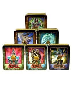 Yu-Gi-Oh 2003 Collector's Tin Set (All Six Tins) - Thumbnail 0