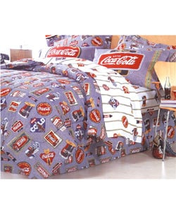 Thumbnail 1, Coca-Cola Bed-in-a-Bag.