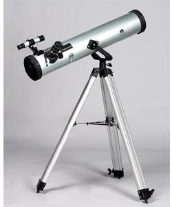 76mm x 700 mm Reflector Telescope - Thumbnail 0