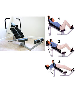 Healthy Back System - Thumbnail 0