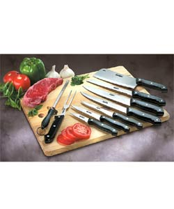 Gourmet Traditions  Piece Kitchen Knife Set