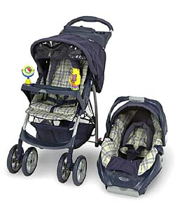 Graco Aspen 4-in-1 LE Stroller & Car Seat - Thumbnail 0